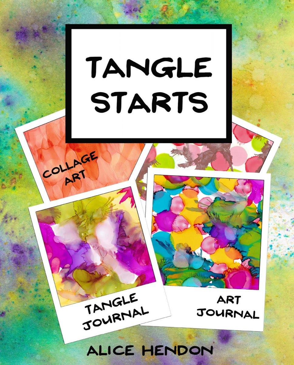 Alice Hendon Tangle Starts Book Cover