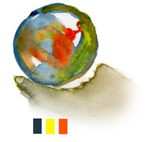 Da Vinci Vintage Trio Marble Mix - ©Doodlewash