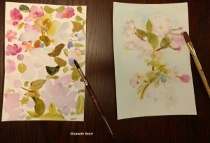 Wrapping up a 2 week opportunity to be part of Angela Fehr's Lovely Loose Flowers Facebook gro