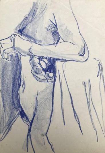 Drawing by Mila Renault - Doodlewash