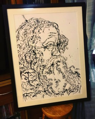 Tagore in Shorthand- A tribute to the immortal poems and writings of Rabindranath Tagore, interprete
