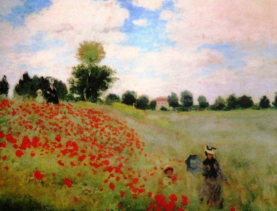 Claude Monet Painting - Pixabay