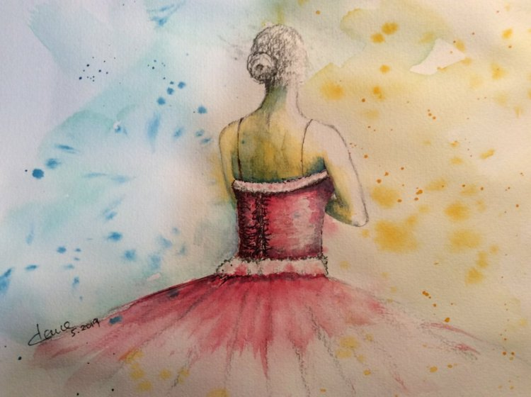 I am in love with watercolor! 367E166E-C37F-441E-A25C-B0A10D9F3B4A