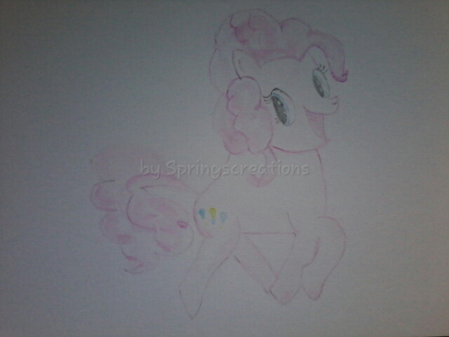 Prompt:Tickled pink #mylittlepony #pinkiepie PSX_20190514_102155