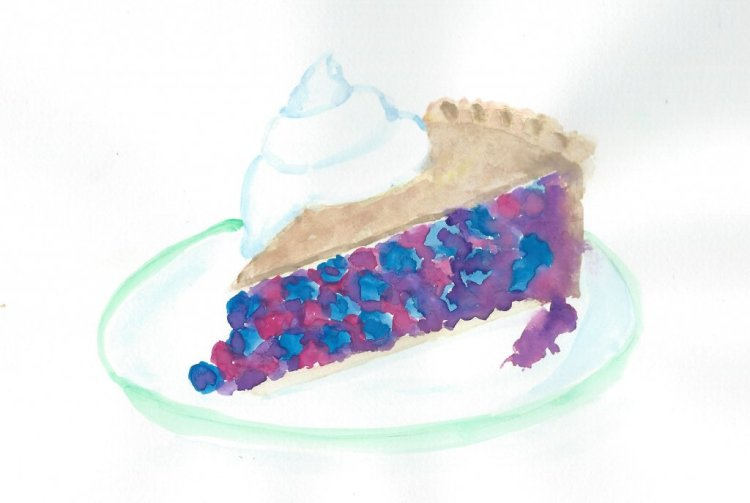Berry Pie Berry Pie