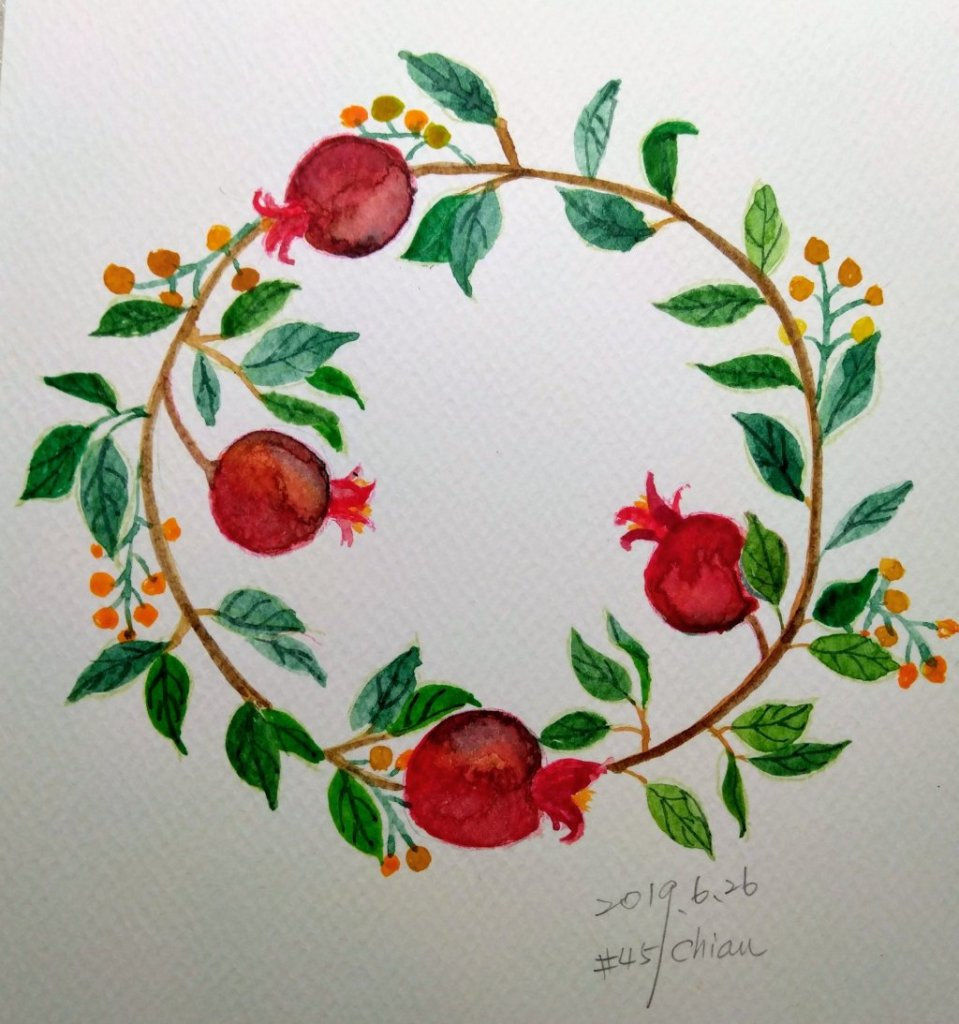 Berries Day 26 prompt IMG_20190627_005632