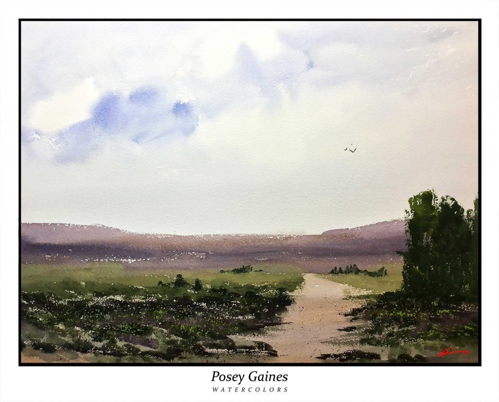 posey-gaines-blue-skiesposey-gaines-farm-forgotten
