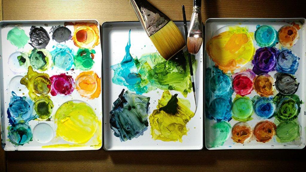 QoR Watercolor Art Supplies