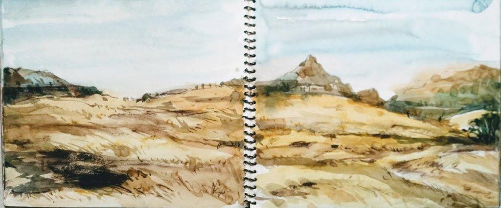 malshej ghat trip sketch watercolor. IMG_20190803_125326_HDR (1)IMG_20190803_125343_HDR (1)IMG_20190