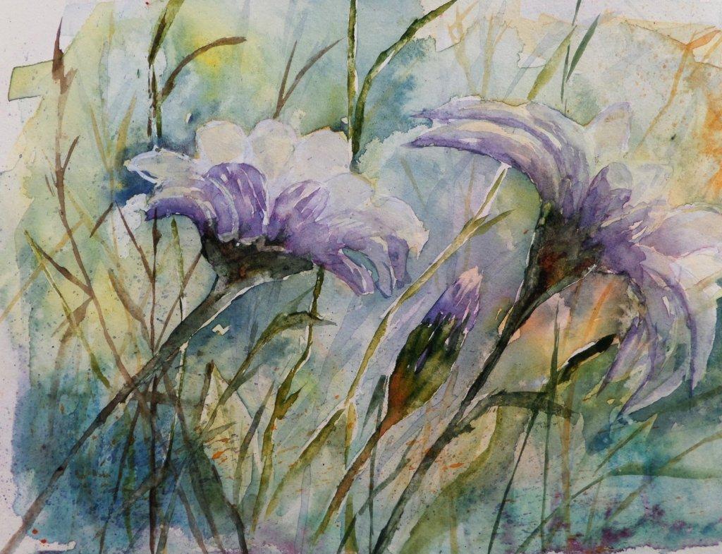 Springflowers image