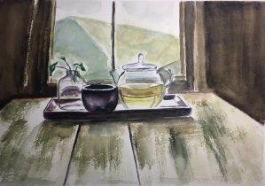 Day 19: Tea AE7E32E1-EC3B-4D18-99AA-975B164E0A05