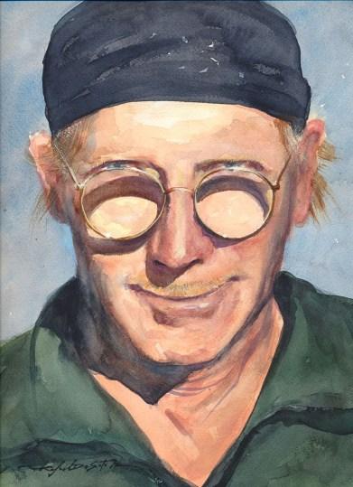 Painting Portrait Male