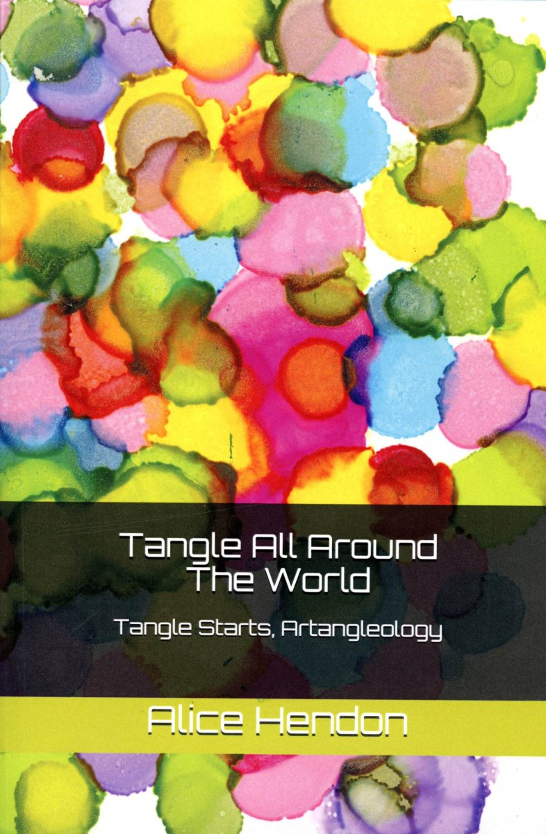 Tangle All Around The World Book Cover