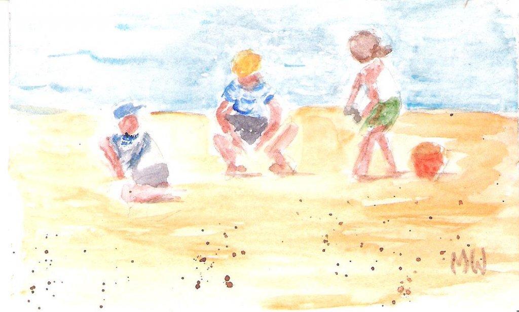 #World Watercolor Group October 23 Fun at theBeach #WORLD WATERCOLOR GROUP FUN AT THE BEACH OCT. 23