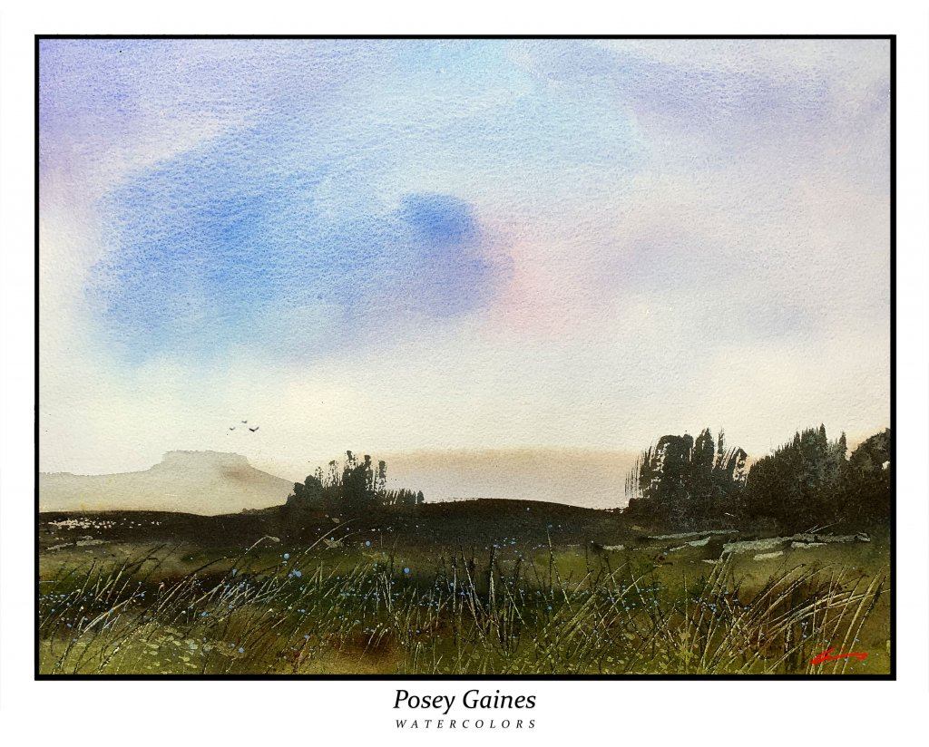 posey-gaines-over-the-ridgeposey-gaines-peaceful-morning