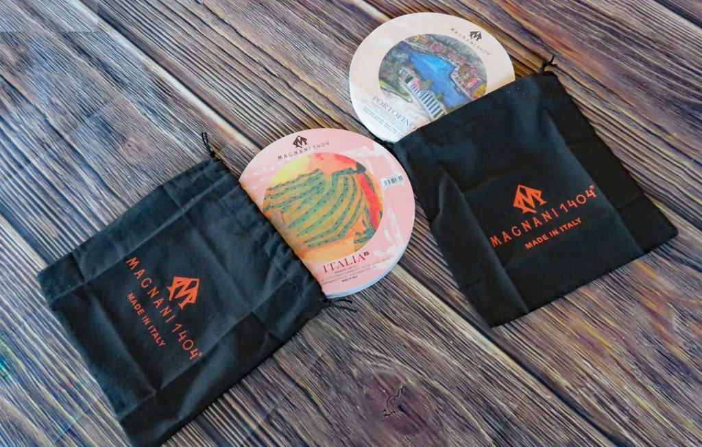Art Supplies Magnani Italia DS and Portofino DS Round Watercolor Blocks Product Photo