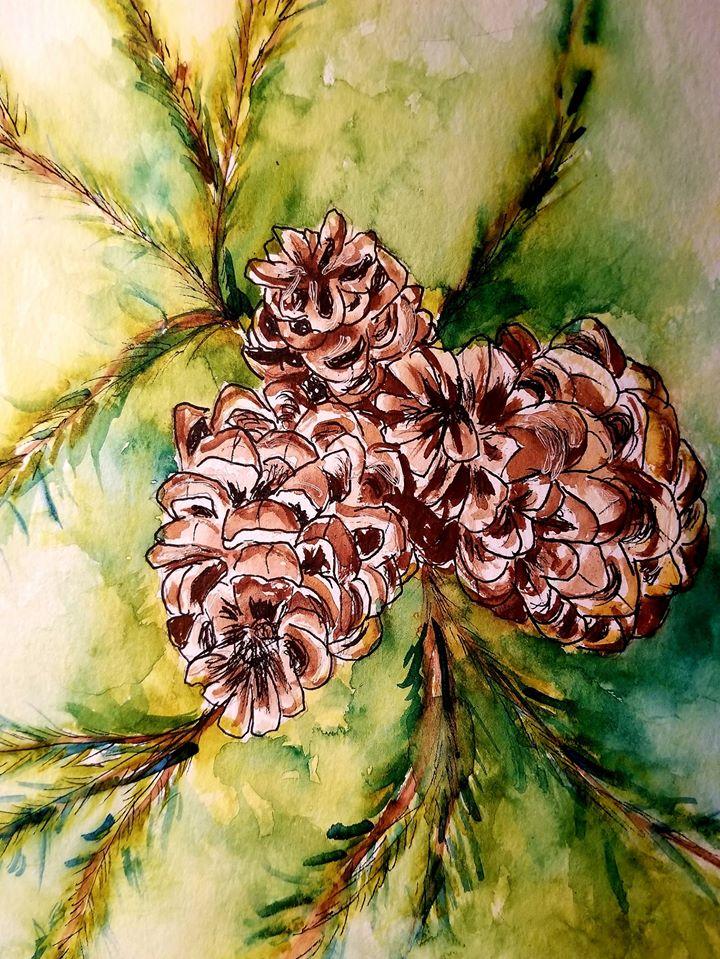 pine coneslights