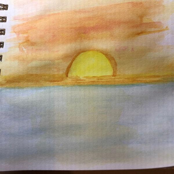 Sunset…. IMG_4314-2