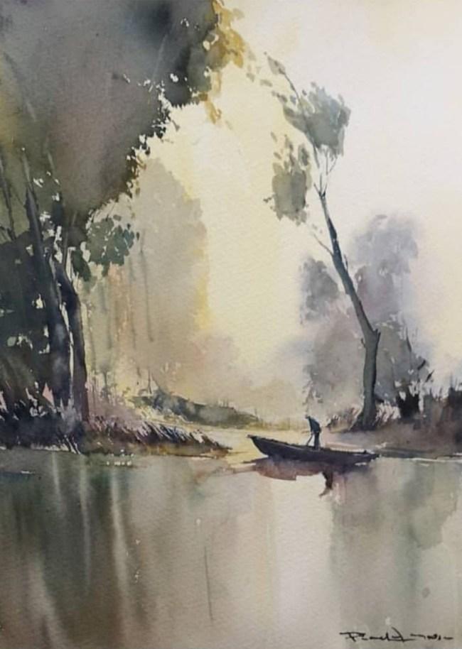 Inspired work_Alexander Jacob by Pamela Lagrosa