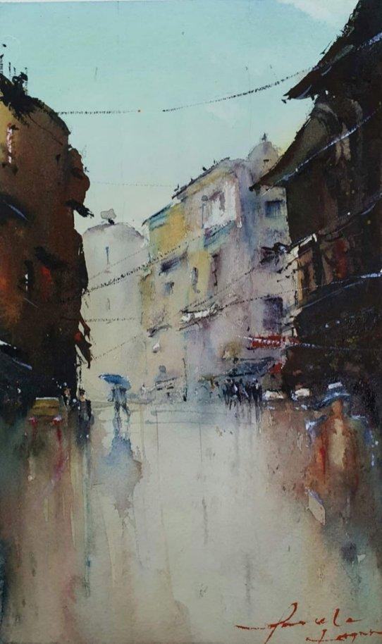 Inspired work_Dusan Djukaric by Pamela Lagrosa