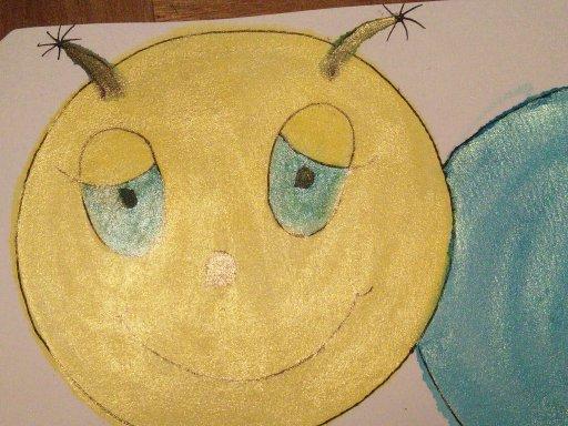 I see u caterpillar. #watercolorworldgroup #doodlewash IMG20200316170239IMG20200316170252