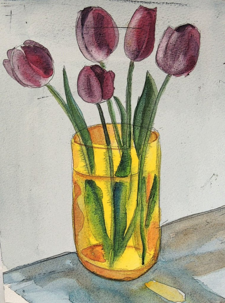 Little watercolors. p bingham15ap bingham 15bp bingham 15d