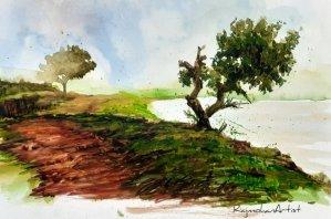 Watercolors #rajmohanartist #stayhome #staysafe 20200331_12524420200401_14285420200402_1500312020040