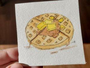 Waffle waffles