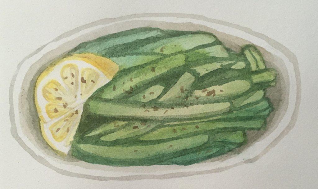 Day 14 green beans 1C8562E5-C1C5-48D1-8DDE-FE0AE4FDF3D7
