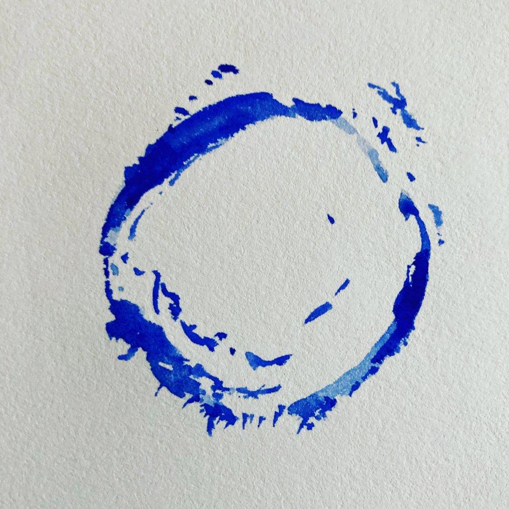 Round – Water ring. Annoying, but round… FFDA9FC3-172F-4C90-A437-B8F5ACED4C53