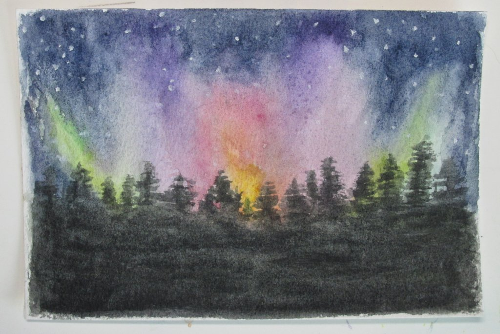 Prompt: Northern Lights IMG_0177