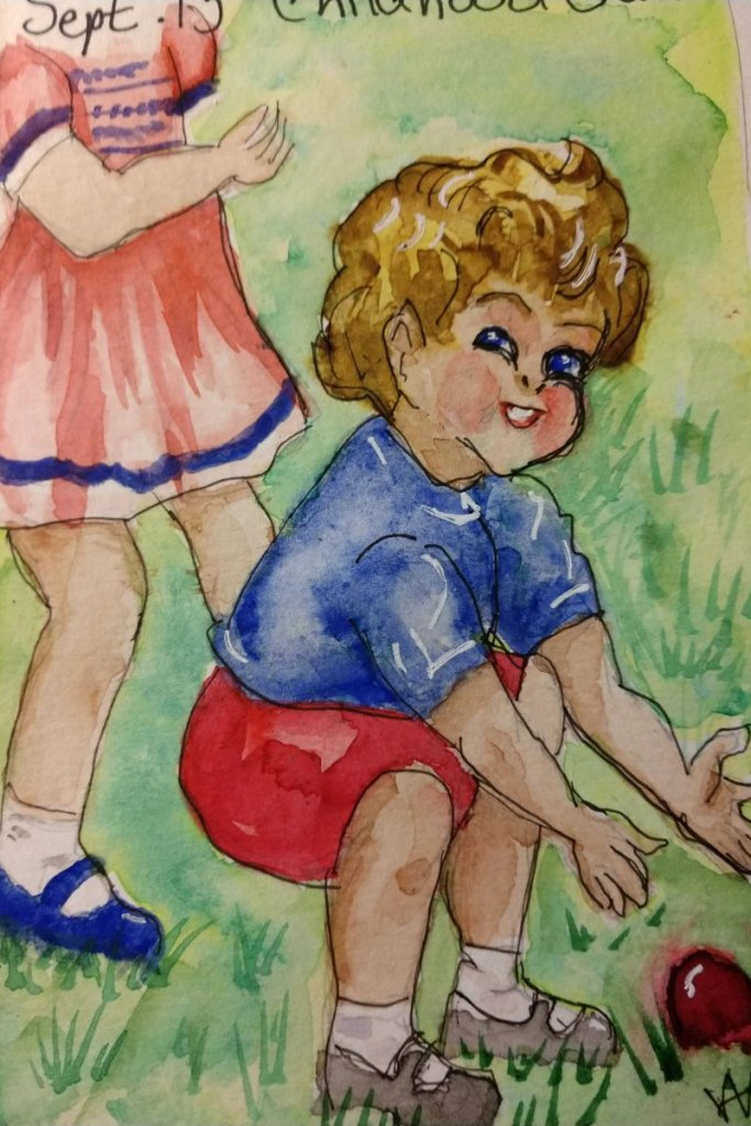 Sept.15 Childhood Games Sept.15 Childhood games