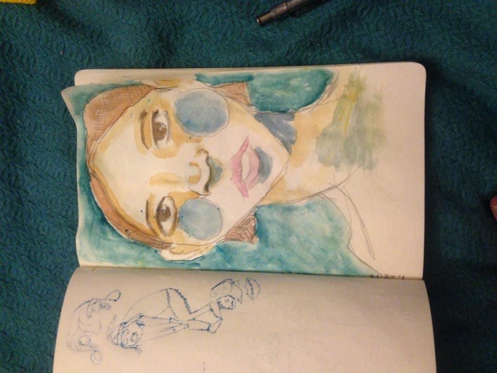 Doodle painting faces D1121CCC-5E38-47EA-85BA-7E340F9766DB942EEFD0-FE27-4B71-B6E2-13FC28D74A6E443A35