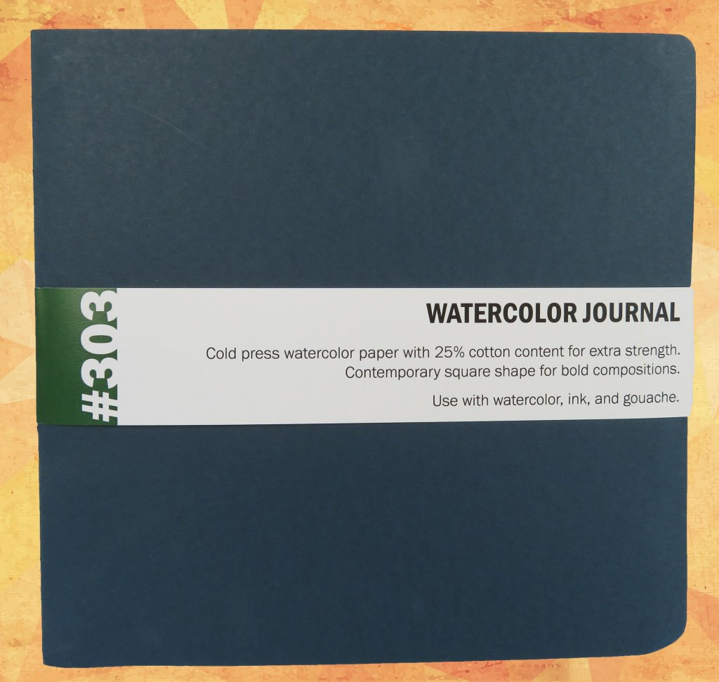 St. Louis Art Supply​ #303 Watercolor Journal