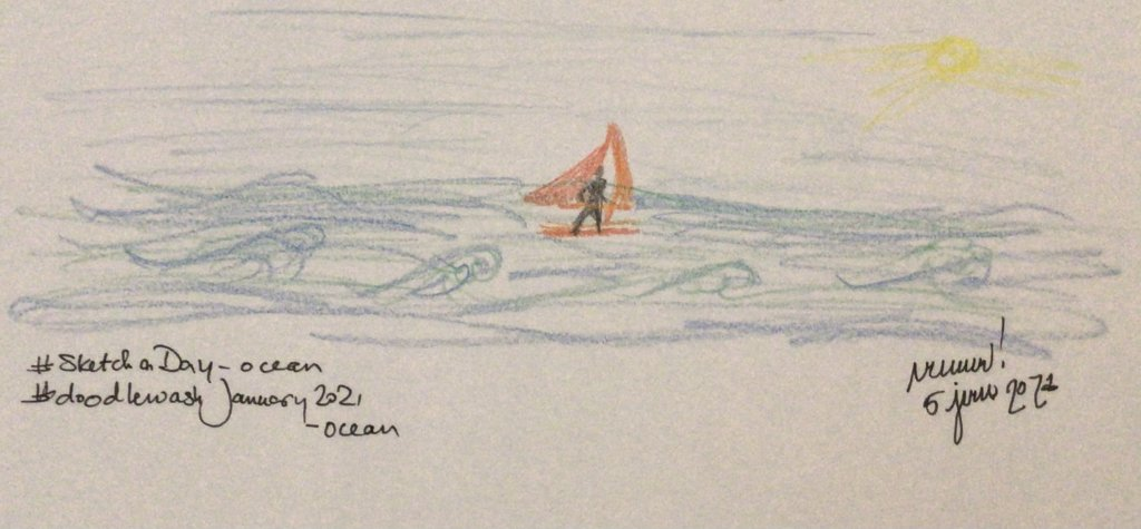 """My other prompt was """"ocean"""" and I was having a hard time coming up with anything… 1D65CAF4"""