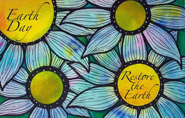 Celebrate Earth Day! AliceHendon.earthday