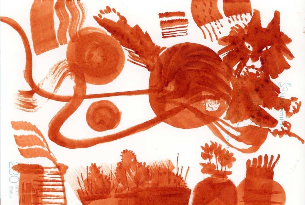 Callia Brushes Watercolor Brush Test