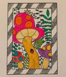 25 - mushroom