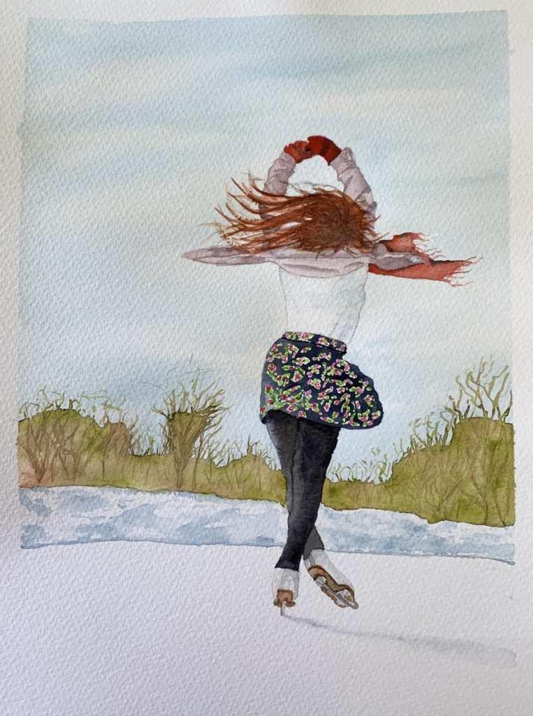 Day 2 'momentum' for watercolour month 20156306-8EB1-40BF-B1F9-406FC891C5E3