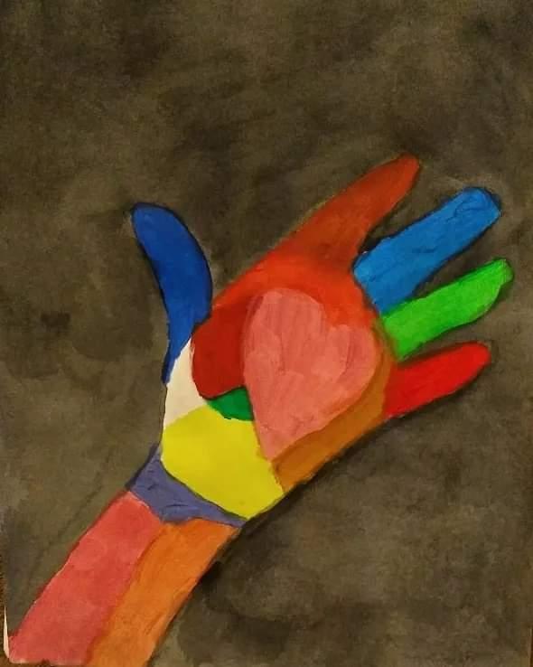 Happy Watercolor Month 2021! 💦🎨👩🏽🎨🎉 My Art,