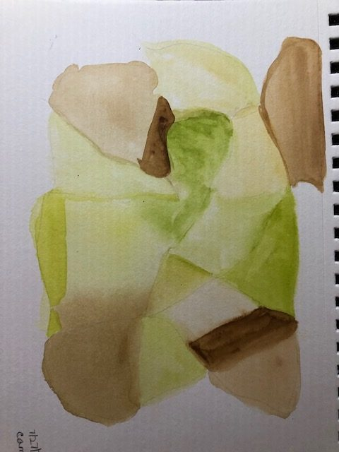 #worldwatercolormonth2021 Lost Focused Camoflage IMG_7241IMG_7242IMG_7245