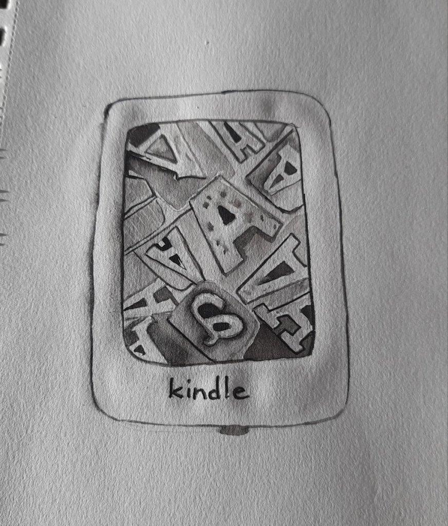 My bookshelf #DoodlewashAugust202120201105_150933