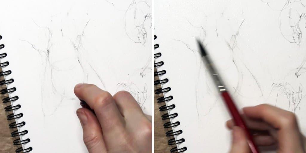 Wet on Wet Watercolor Technique