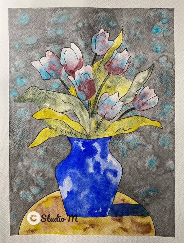 Daniel Smith watercolor 635DF5EC-627B-49D3-95F7-C59B1AEAE8FE