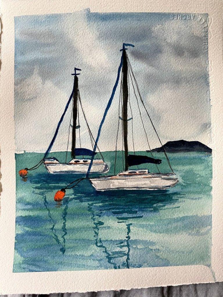 Boats – missing summer already! Boats