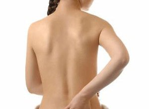 Relieve backache with yoga