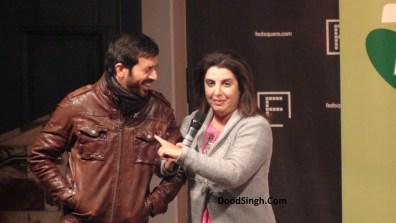 Farah Khan and Kabir Khan at Indian Film Festival Melbourne 2013