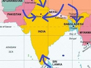 india attacked