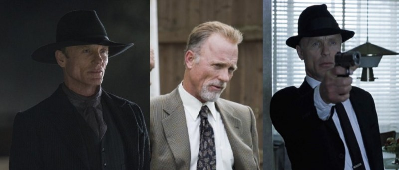 Ed Harris in Westworld, Gone Baby Gone and A Beautiful Mind