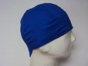 All Royal Blue Welders Beanie Cap